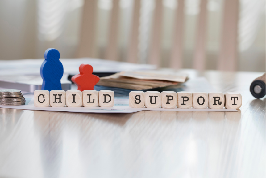 Child Support and parents